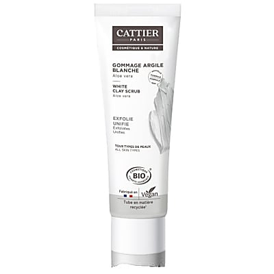 Cattier-Paris Witte Klei Peeling