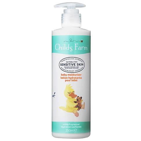 Childs Farm Baby Moisturiser - Midly Fragranced (250ml)