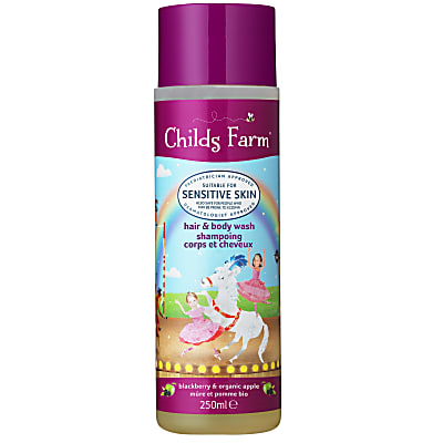 Childs Farm Hair & Body Wash Braambes & Appel