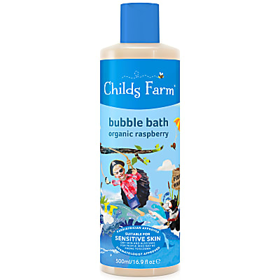 Childs Farm Baby Bubbelbad Frambozen - 500ml