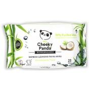 Cheeky Panda Bamboe Gezichtsdoekjes Kokosnoot
