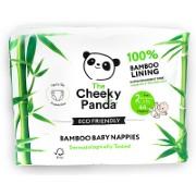 Cheeky Panda Bamboe Baby Luiers Maat 2 (3-8 kg)