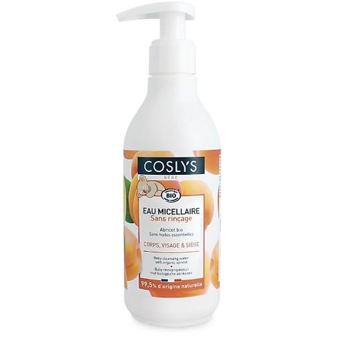 Coslys Baby Micellair Water Abrikozen