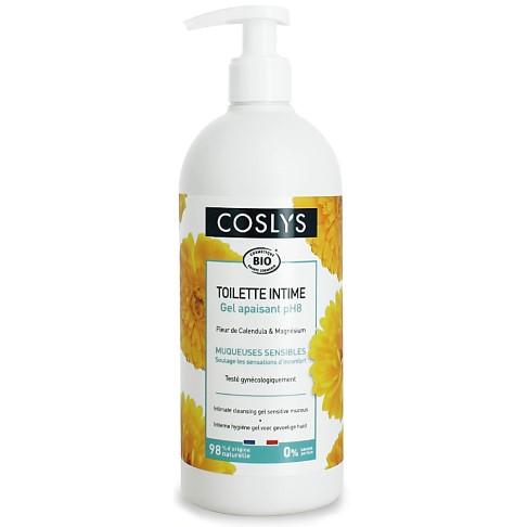 Coslys Intieme Gel pH8 Gevoelige Huid  500ml