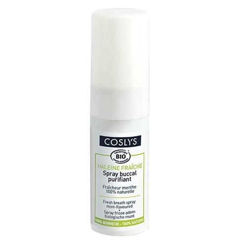 Coslys Spray Frisse Adem Munt