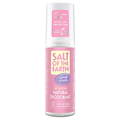 Salt of the Earth Pure Aura Lavendel & Vanilla Deodorant Spray 100 ml