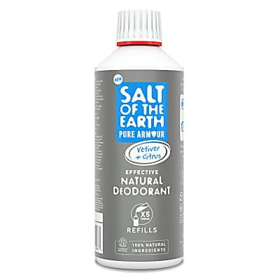 Crystal Spring Salt of the Earth Pure Armour Spray for Men Refill
