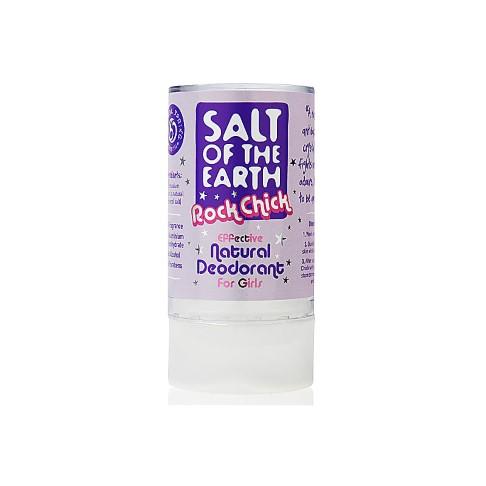 Salt of the Earth Rock Chick Natural Deodorant voor meiden (6+)