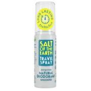 Crystal Spring Salt of the Earth Natural Crystal Deodorant Spray Reisformaat