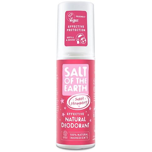Salt of the Earth Zoete Aardbei Deodorant Spray
