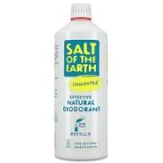 Salt of the Earth Natural Crystal Ongeparfumeerde Deodorant Spray Refill