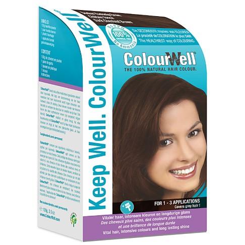 ColourWell Haarverf Donker Kastanje Bruin