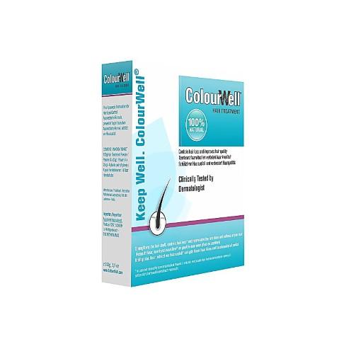ColourWell Natuurlijke Haarbehandeling (haaruitval)