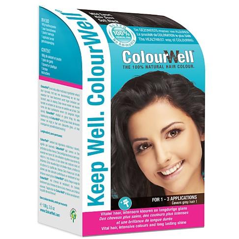 ColourWell Haarverf Mild Zwart