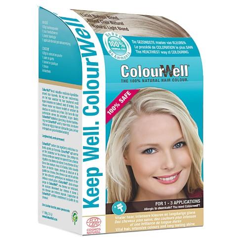 ColourWell Haarverf Licht Natuur Blond