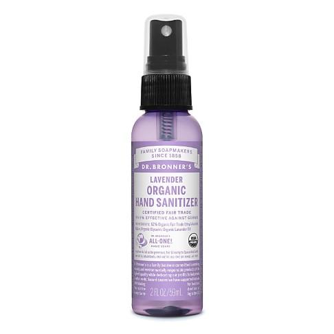 Dr. Bronner's Hand Sanitizer Lavendel