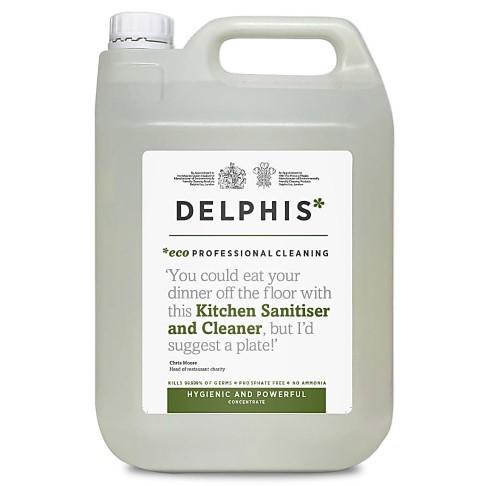Delphis Eco Antibacteriële Keukenreiniger 5L Refill