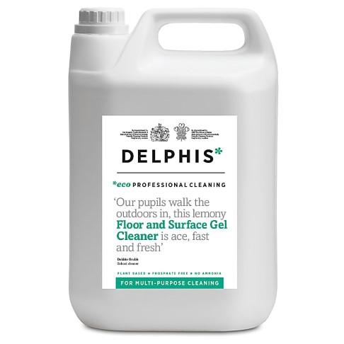 Delphis Eco Vloer en Tegel Reiniger 5L Refill