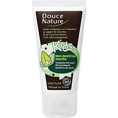 Douce Nature - Kids Tandpasta Munt zonder fluor