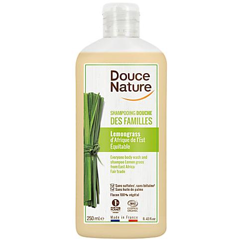 Douce Nature Shampoo & Douchegel Citroengras 250ML