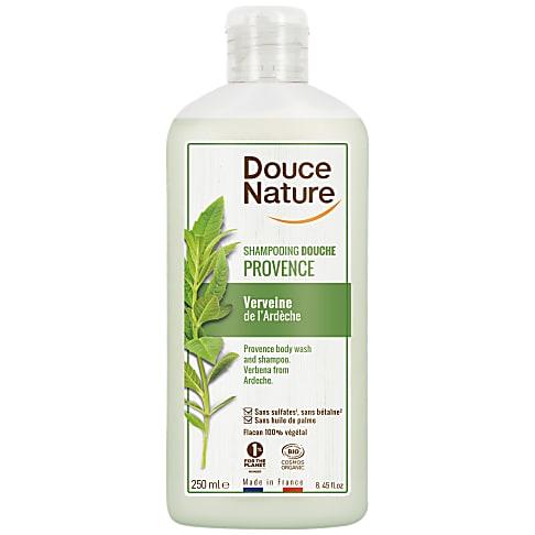 Douce Nature Bruisende Douchegel & Shampoo - Verveine 250ml