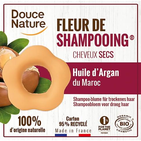 Douce Nature - Fleur de shampoing - Droog Haar