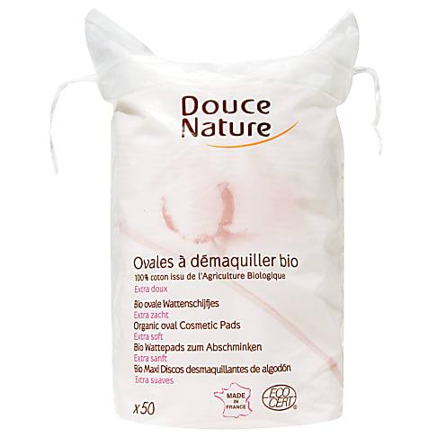Douce Nature Biologische Wattenschijven Make-up (40st)
