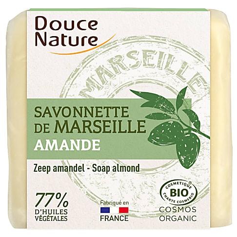 Douce Nature Zeep Marseille met Amandel 100g