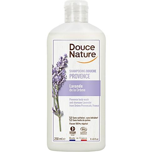 Douce Nature Douchegel & Shampoo - Lavendel 250ml