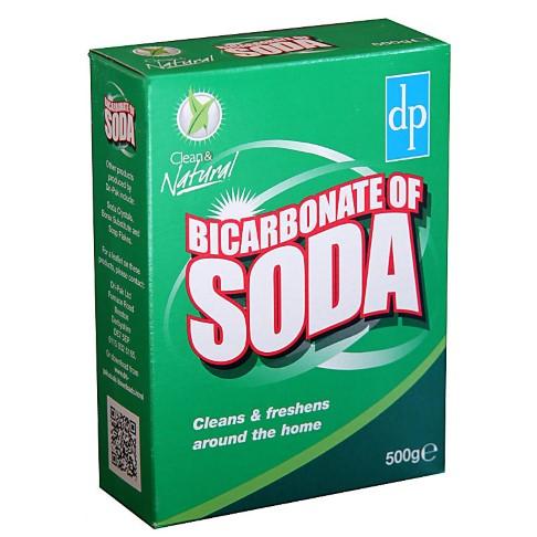 Dri-Pak Bicarbonate of Soda (zuiveringszout)