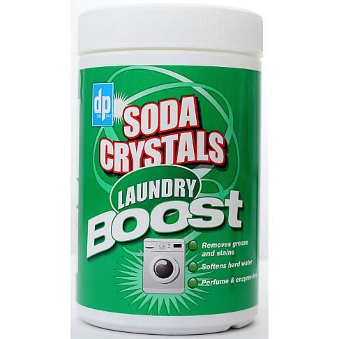 Dri-Pak Soda Kristallen Was Boost