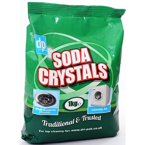 Dri-Pak Soda Crystals (huishoudsoda)