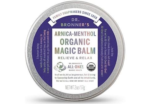 Dr. Bronner's Body Balm Arnica-Menthol Magic Balm