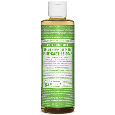 Dr. Bronner's Green Tea Vloeibare Zeep - 237ml
