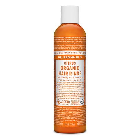Dr. Bronner's Organic Citrus Hair Conditioner Rinse