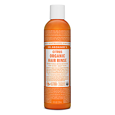 Dr. Bronner's Organic Citrus Hair Conditioner Rinse