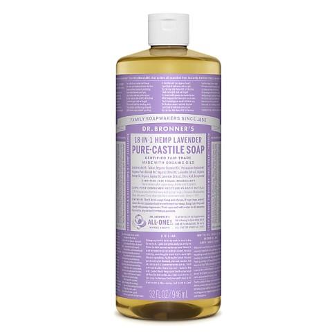 Dr. Bronner's Lavender Vloeibare Zeep - 946ml