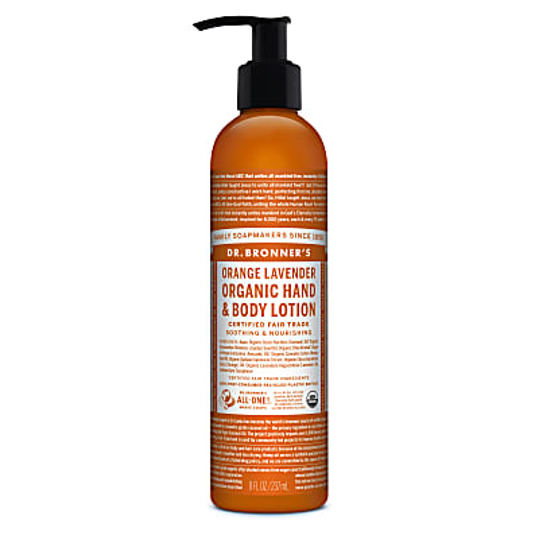 Dr. Bronner's Hand & Bodylotion Orange Lavender Organic