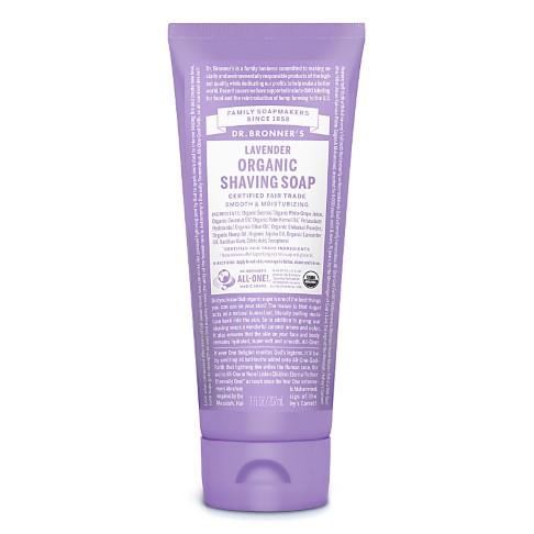 Dr. Bronner's Organic Lavender Scheergel