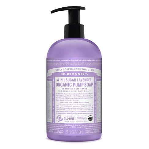 Dr. Bronner's Shikakai Lavender vloeibare zeep - 710ml