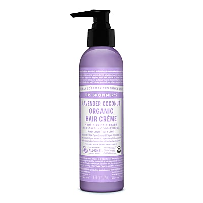Dr. Bronner's Organic Lavender Haarstyling crème