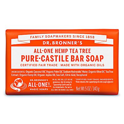 Dr. Bronner's Plantenzeep Tea Tree
