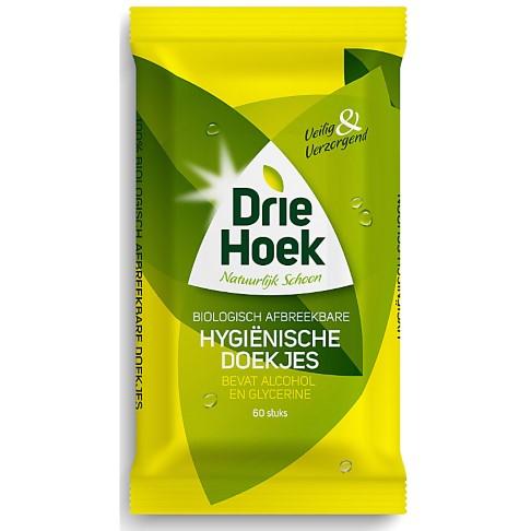 Driehoek Hygienische Cleaning Wipes