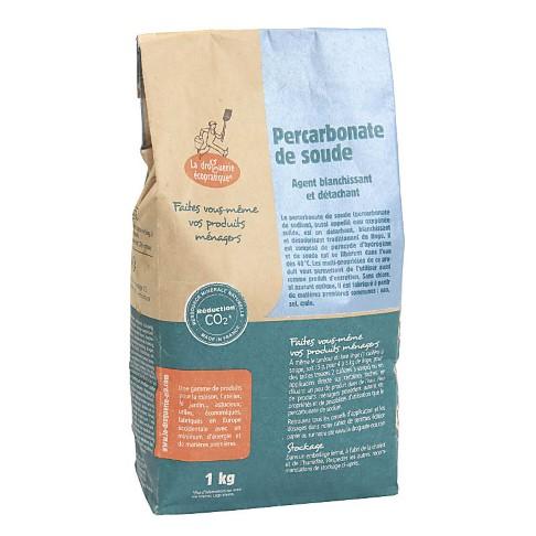 Droguerie Ecologique  Waterstofperoxide - Sodium Percarbonate 1KG