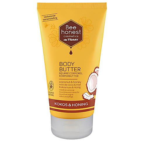 De Traay Bee Honest Body Butter Kokosnoot