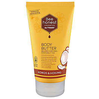 De Traay Bee Honest Body Butter Kokosnoot