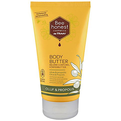 De Traay Bee Honest Body Butter Olijf & Citroen