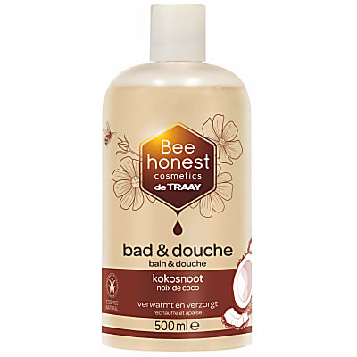 De Traay Bee Honest Bad & Douche  Kokosnoot - 500ML