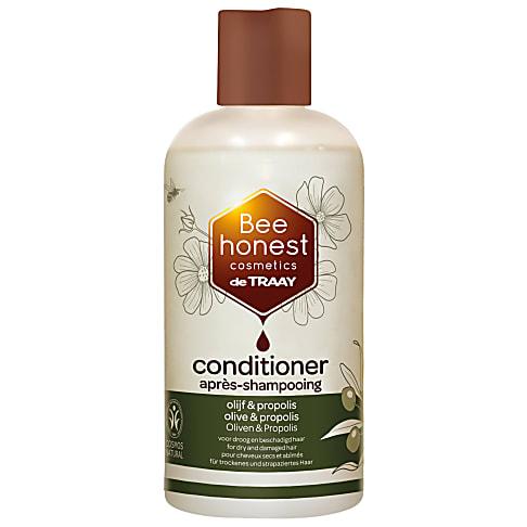 De Traay Bee Honest Conditioner Olijf & Propolis 250ML (droog)