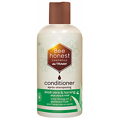 De Traay Bee Honest Conditioner Aloë Vera & Honing 250ML (gekleurd)